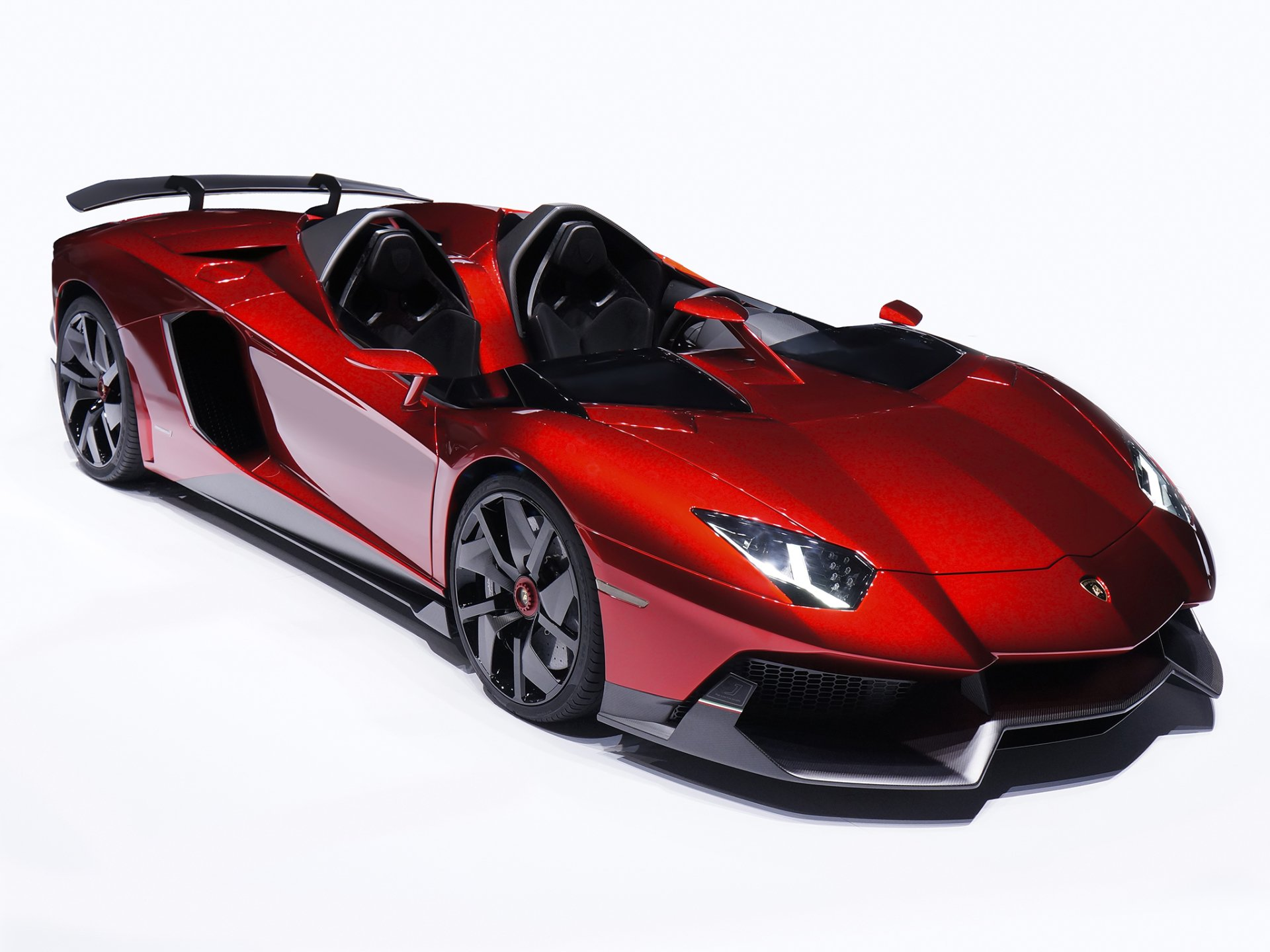 Lamborghini Aventador J HD Wallpaper | Background Image ...