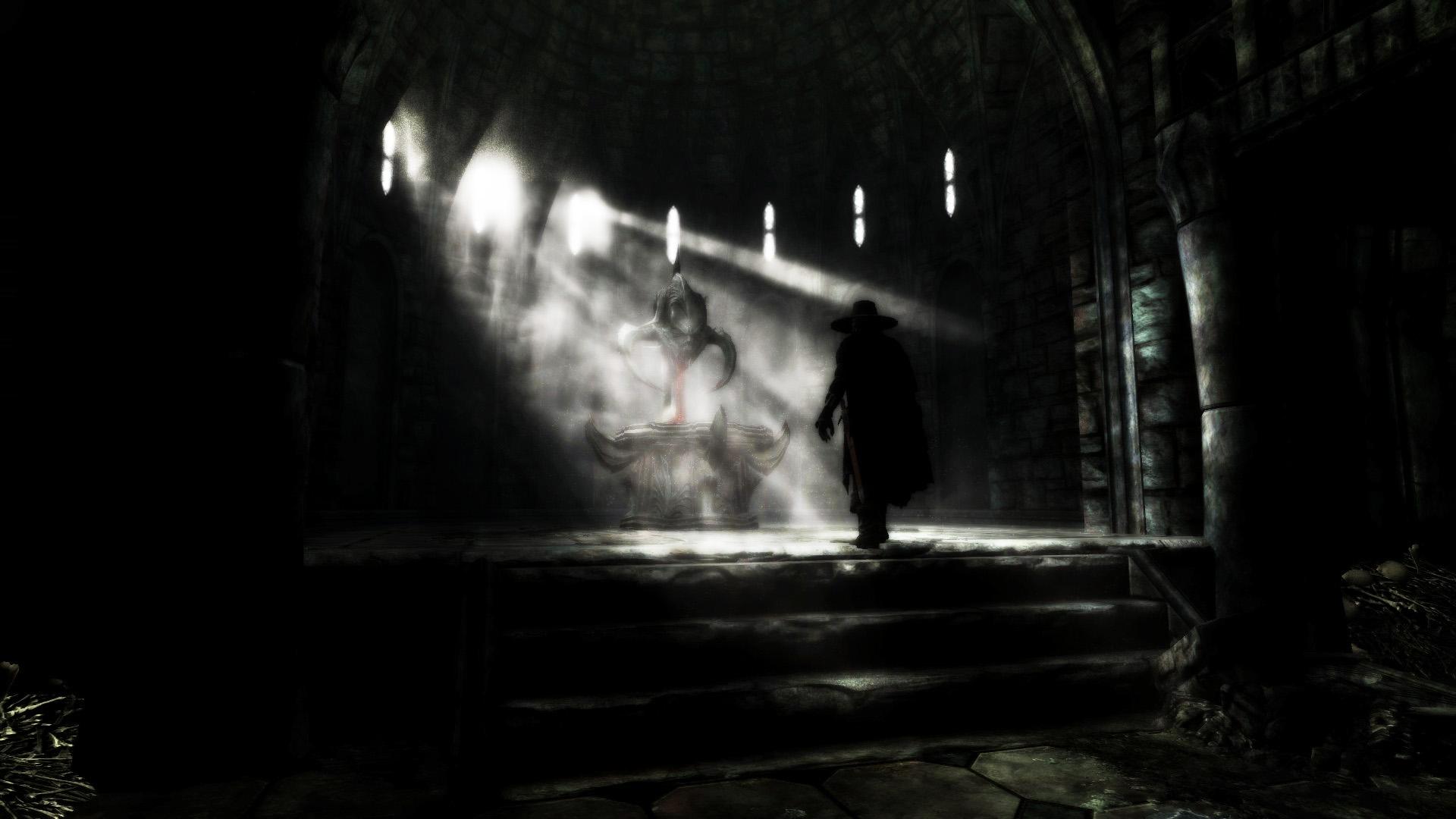 Как сделать магию в скайриме бесконечной