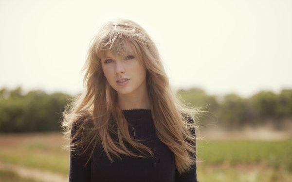 Musik Taylor Swift Singers United States American Singer Blonde Lipstick HD Wallpaper | Background Image