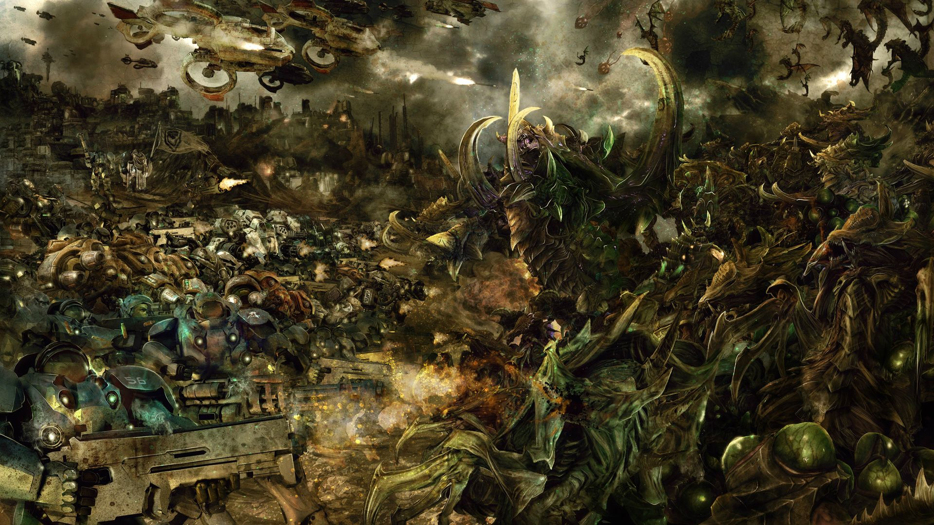 Tyranid Wallpaper | 2017 - 2018 Best Cars Reviews