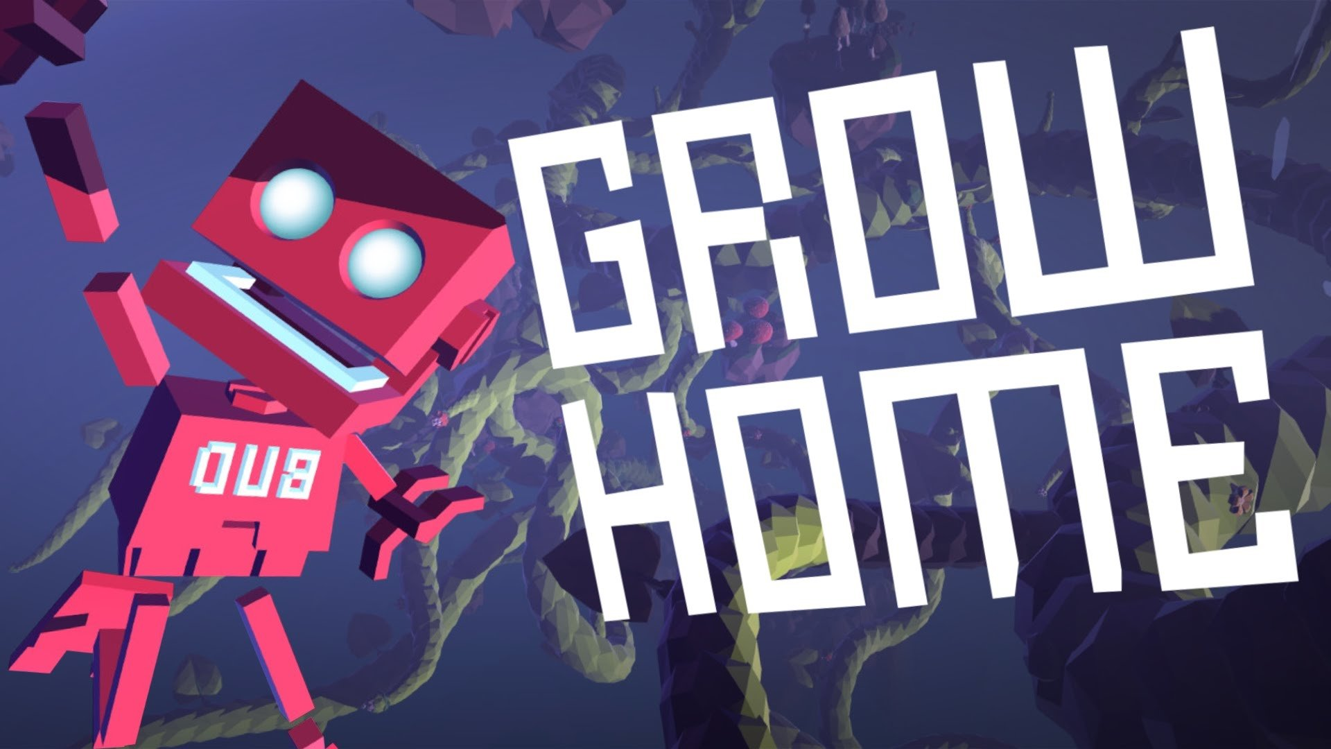 Video Game - Grow Home  Wallpaper