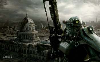 Video Game - Fallout Wallpapers and Backgrounds ID : 58221