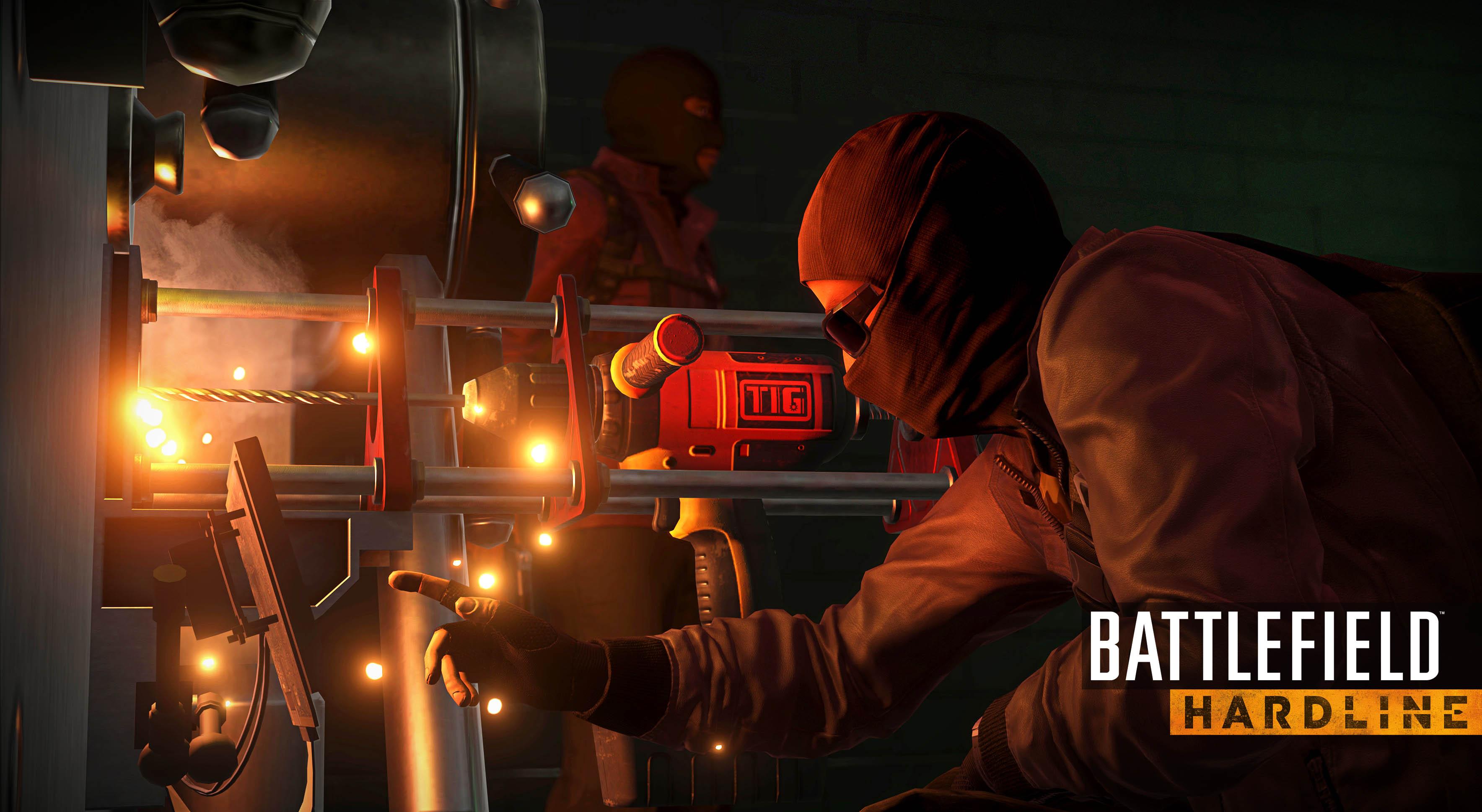 Battlefield Hardline Fondo De Pantalla Hd Fondo De