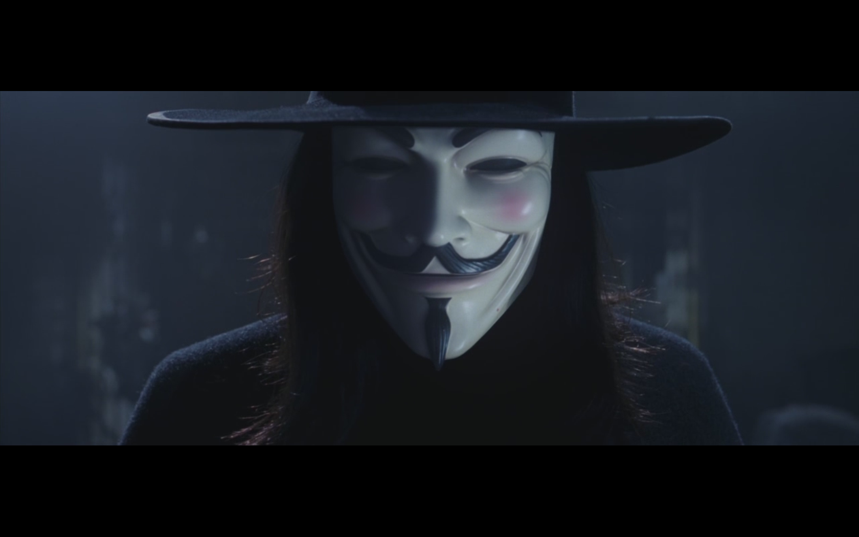 V For Vendetta Wallpaper And Background Image 1680x1050 Id