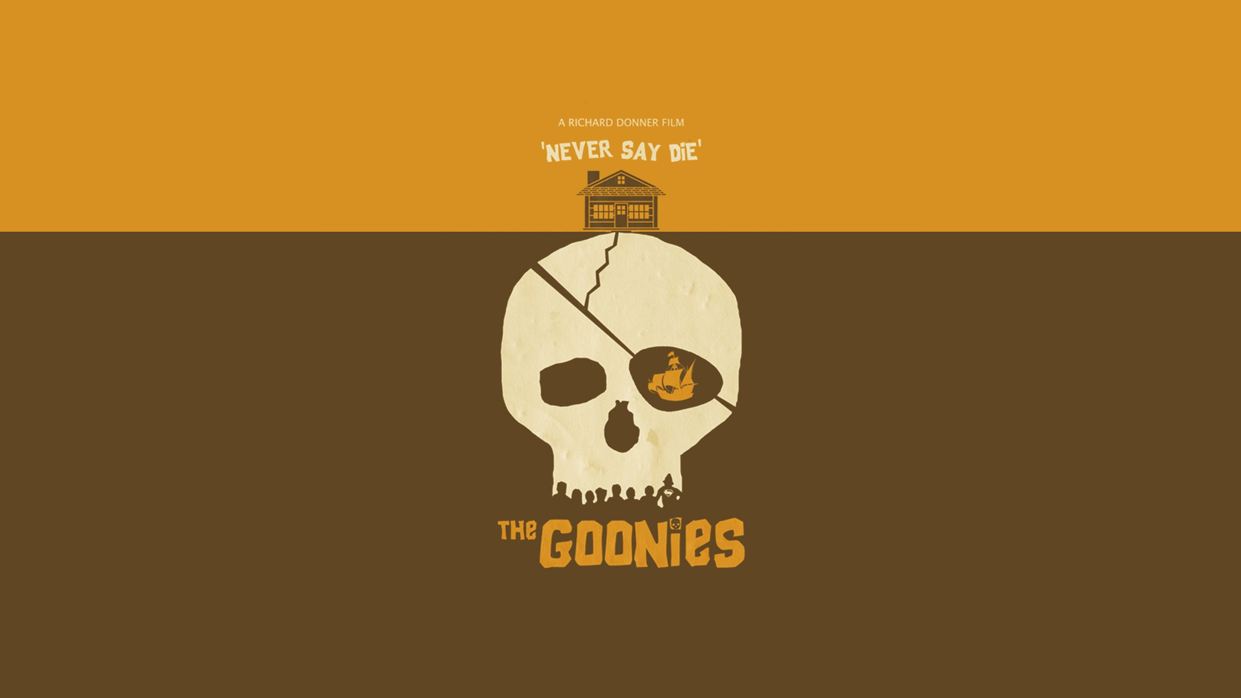 goonies wallpaper