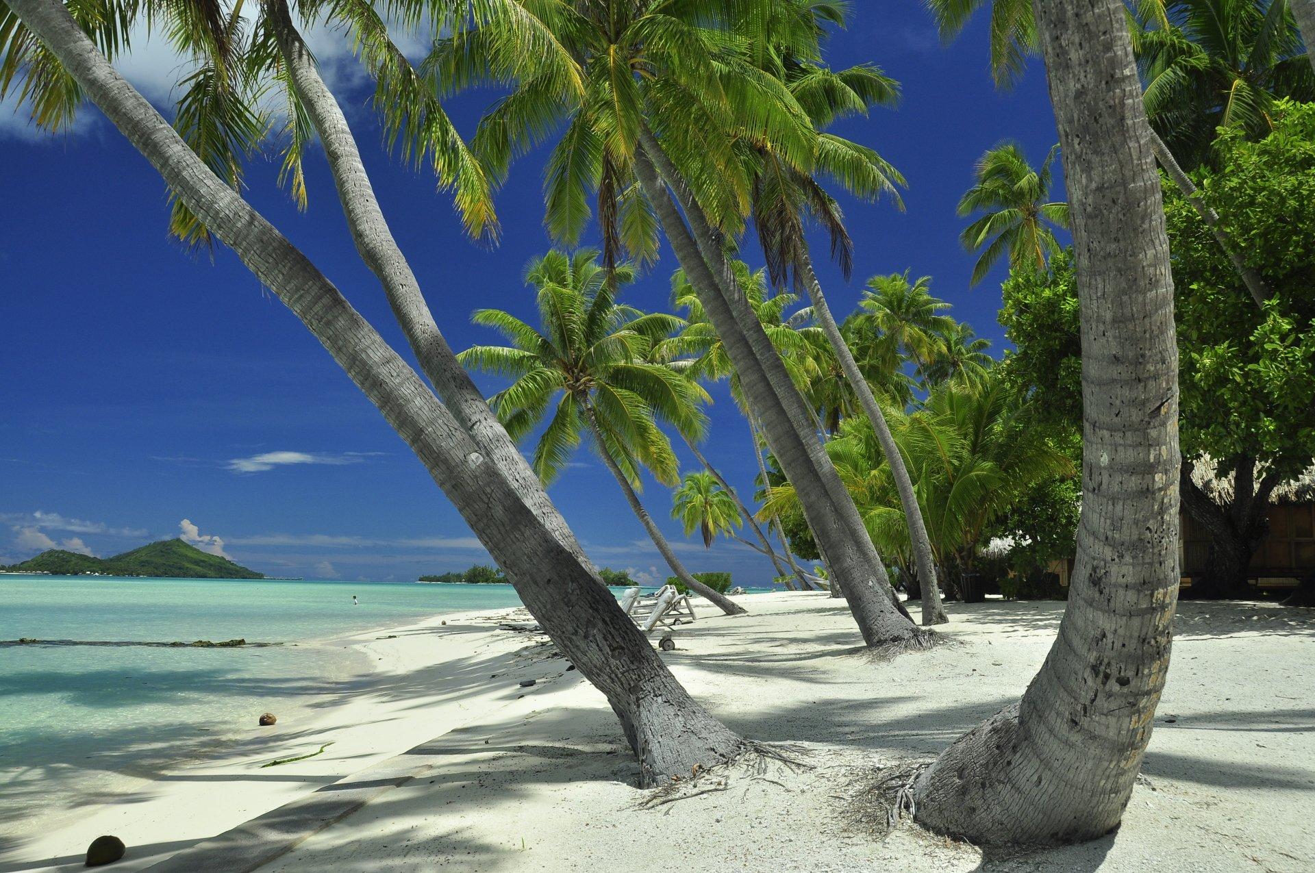 Playa 4k Ultra Fondo De Pantalla HD