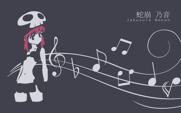 Anime Kill La Kill Nonon Jakuzure HD Wallpaper | Background Image