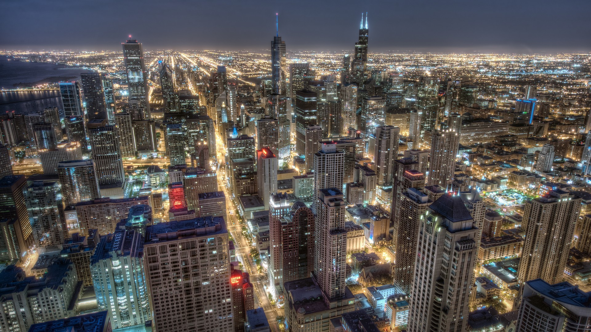 Chicago HD Wallpaper | Background Image | 1920x1080 | ID ...
