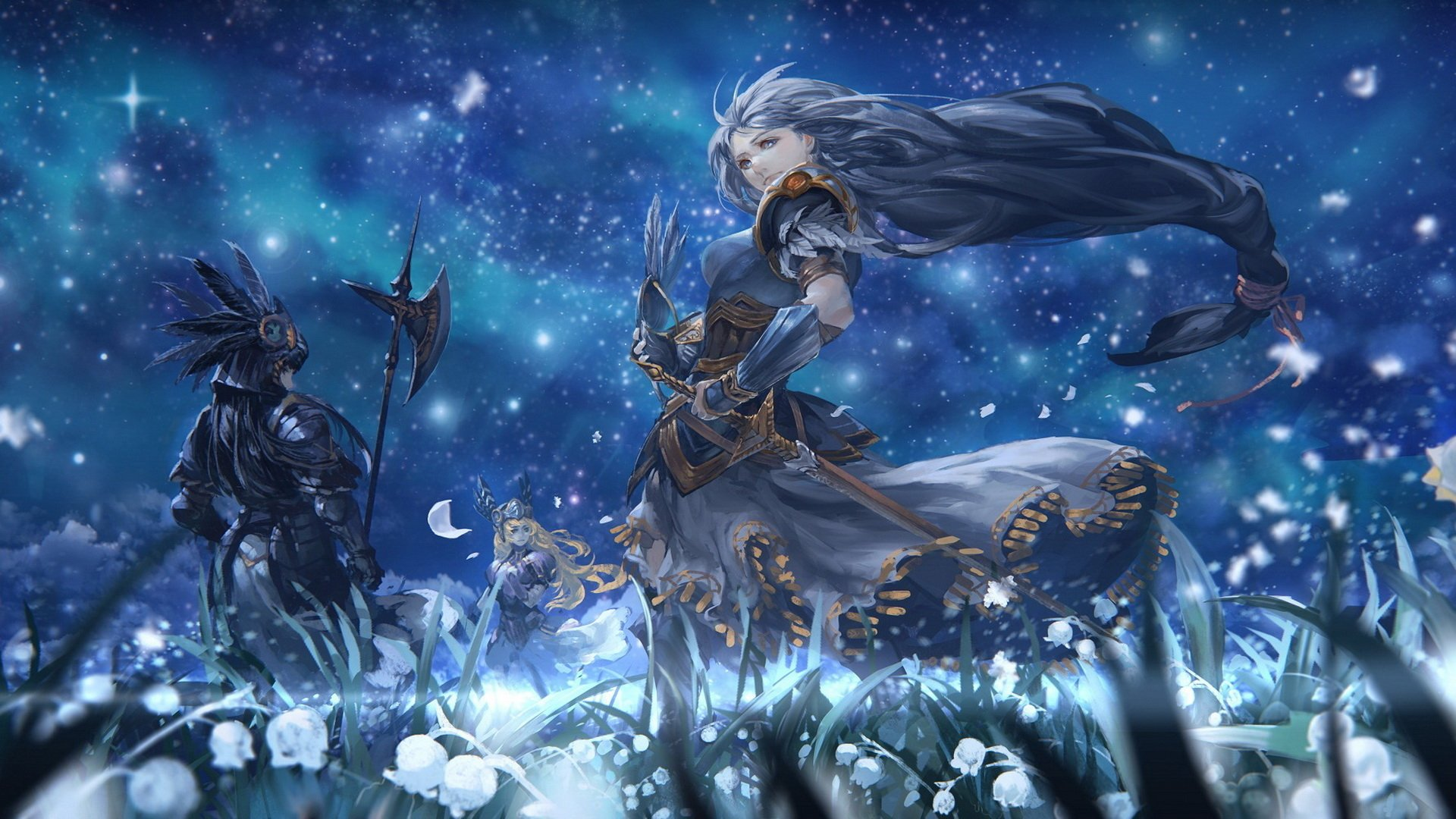 13 Valkyrie Profile Hd Wallpapers Background Images Wallpaper Abyss