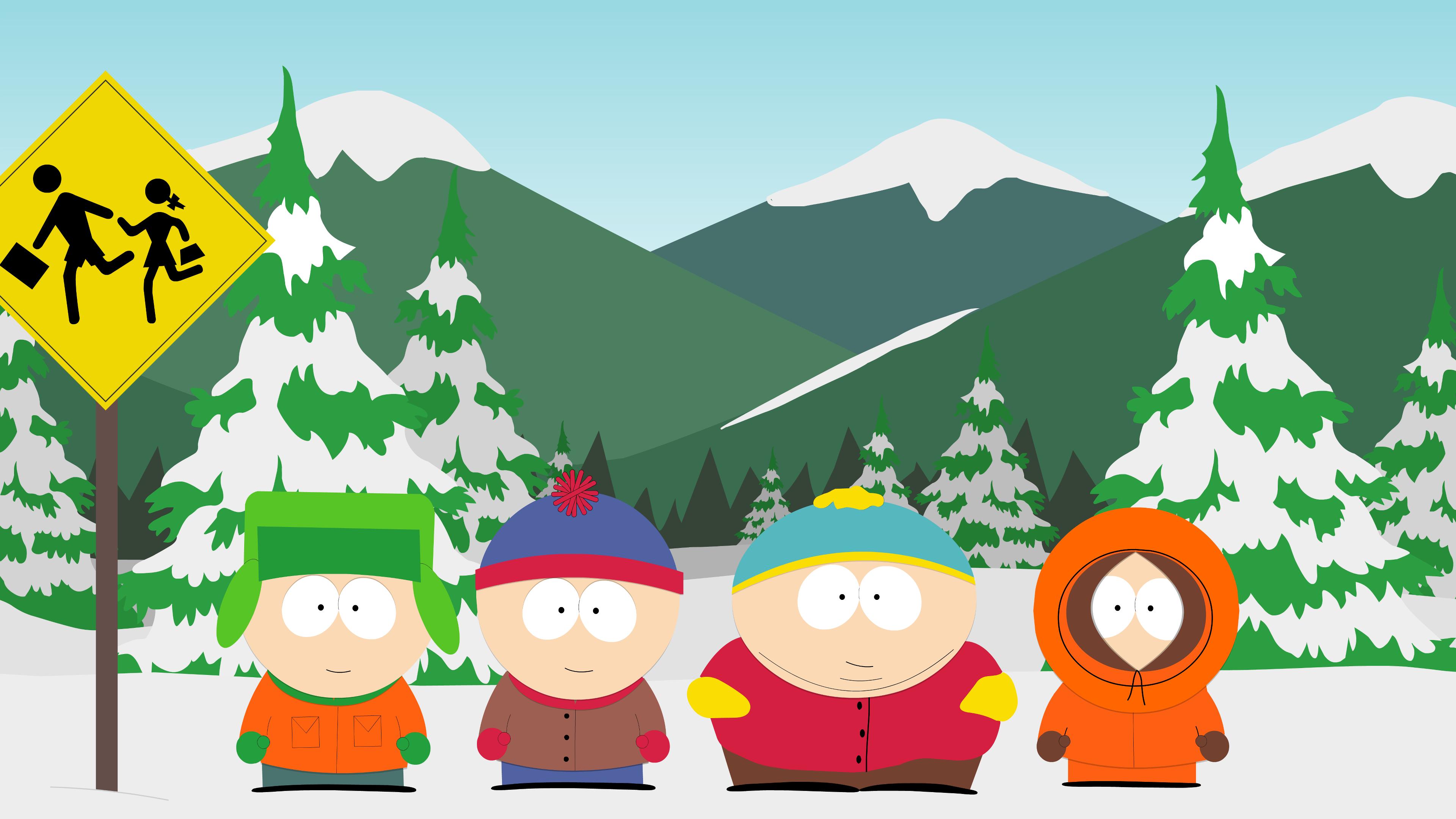 Most Inspiring Wallpaper Mac South Park - 590805  HD_734850.png