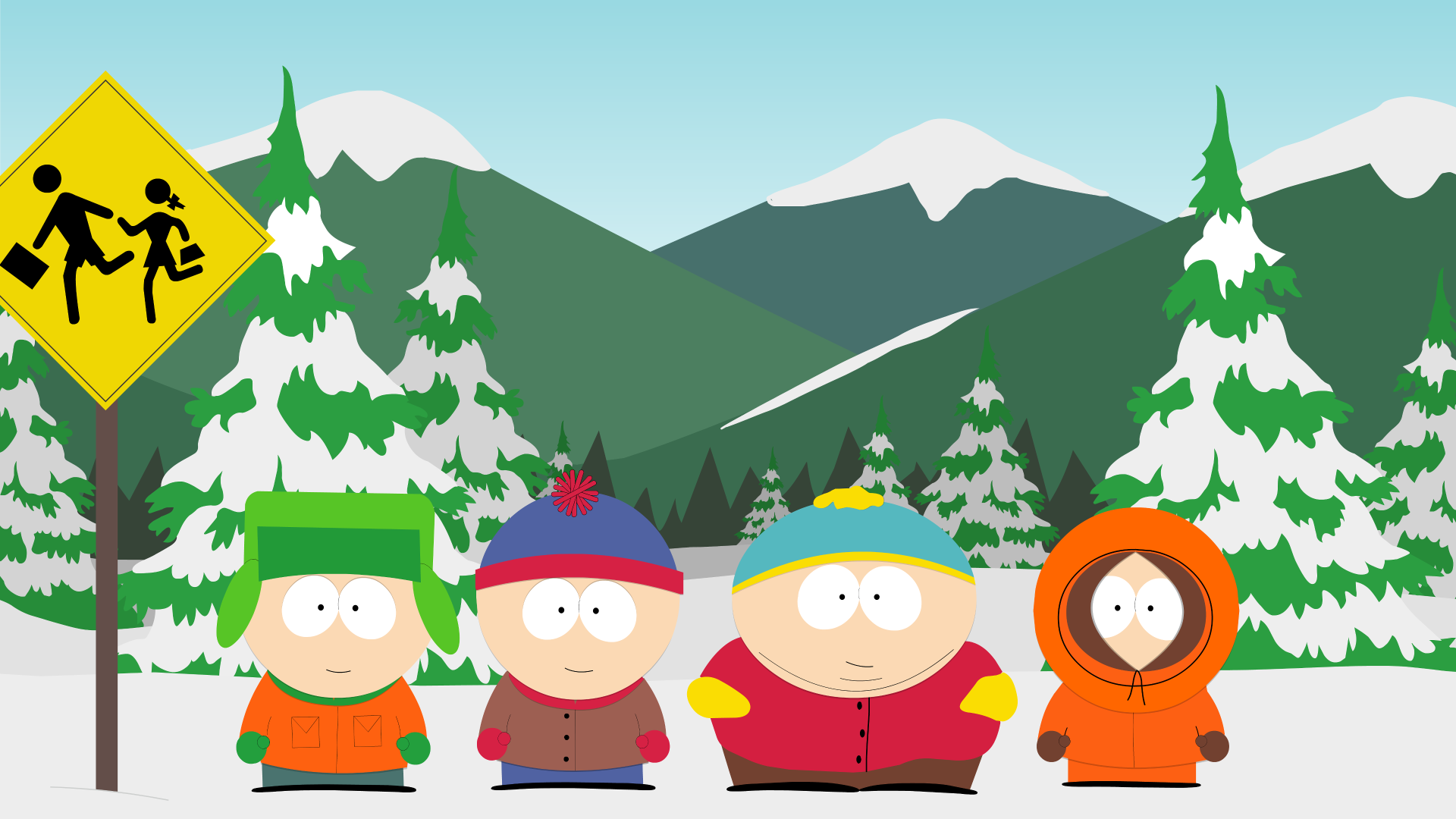 36 4K Ultra HD South Park Wallpapers | Background Images ...