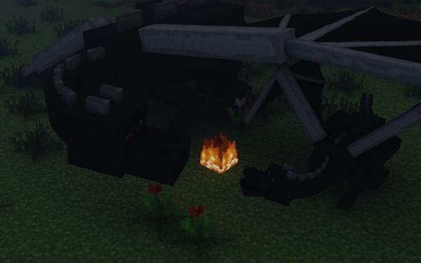 Videojuego Minecraft Dragón Ender Dragon Mojang Fondo de pantalla HD | Fondo de Escritorio