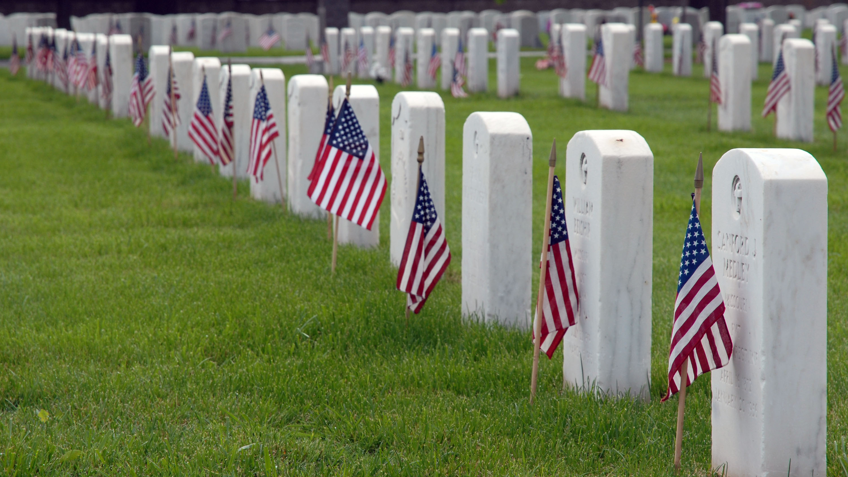 Memorial Day HD Wallpaper | Background Image | 2880x1620 ...