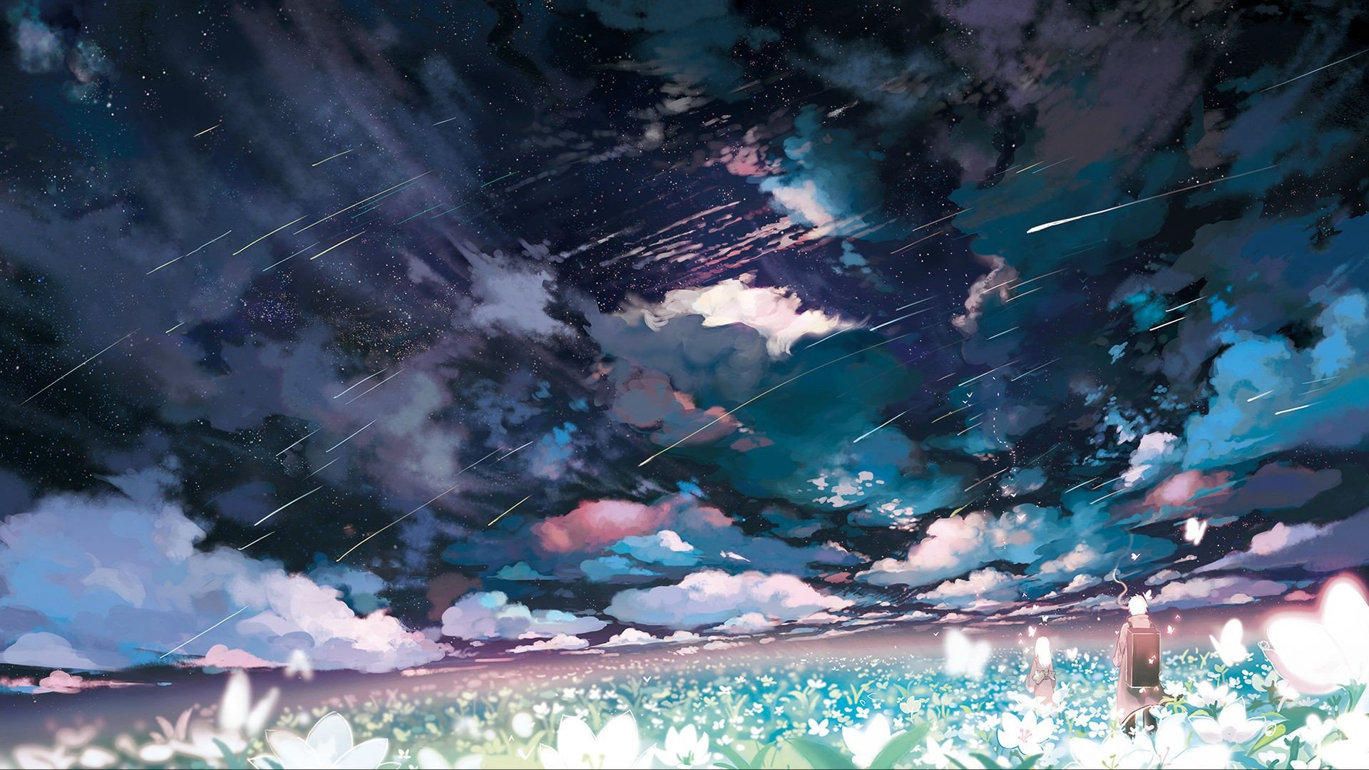 Beautiful landscape 3 full hd wallpaper and background - Beautiful anime wallpaper hd ...
