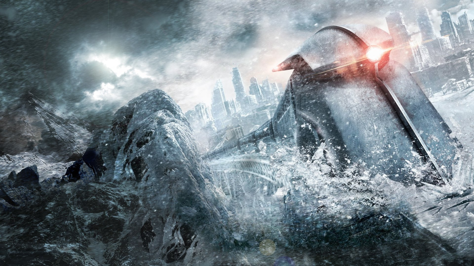 Snowpiercer Full Hd Wallpaper And Background Image