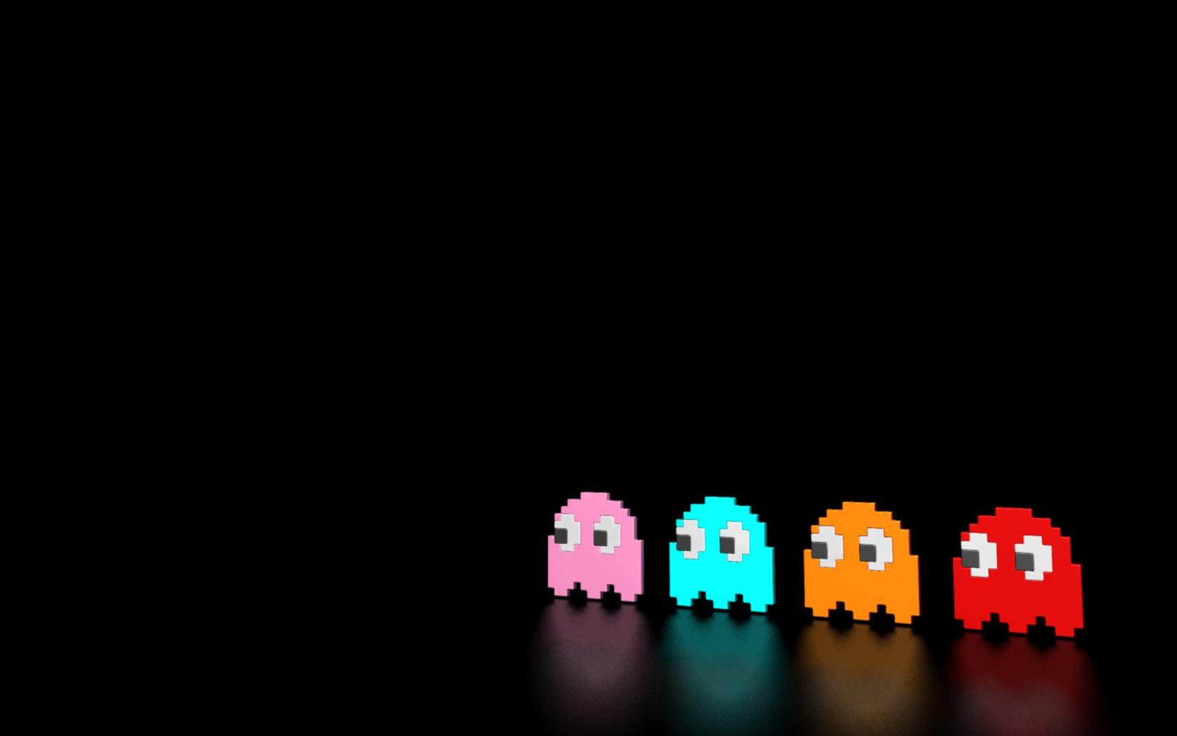 Pac-Man Fondo De Pantalla And Fondo De Escritorio