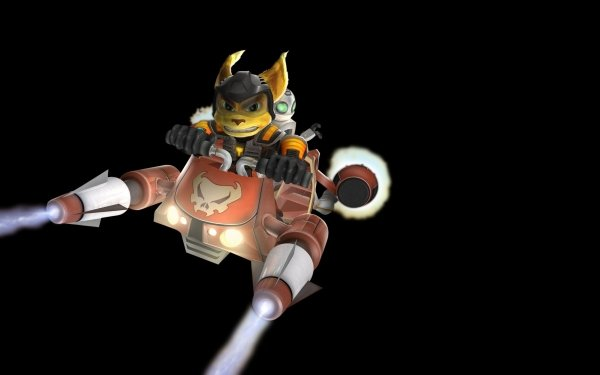 Video Game Ratchet & Clank HD Wallpaper   Background Image