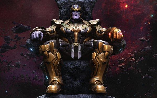 Películas Los Vengadores Thanos Fondo de pantalla HD | Fondo de Escritorio