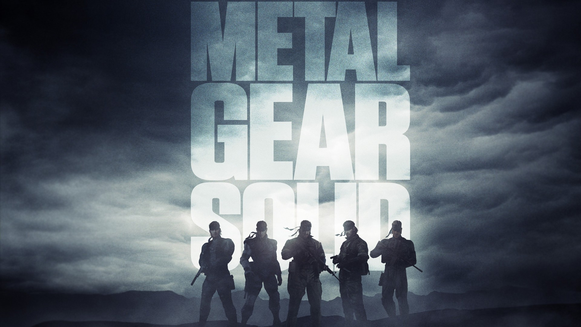 Metal Gear Solid Hd Wallpaper Background Image 1920x1080 Id