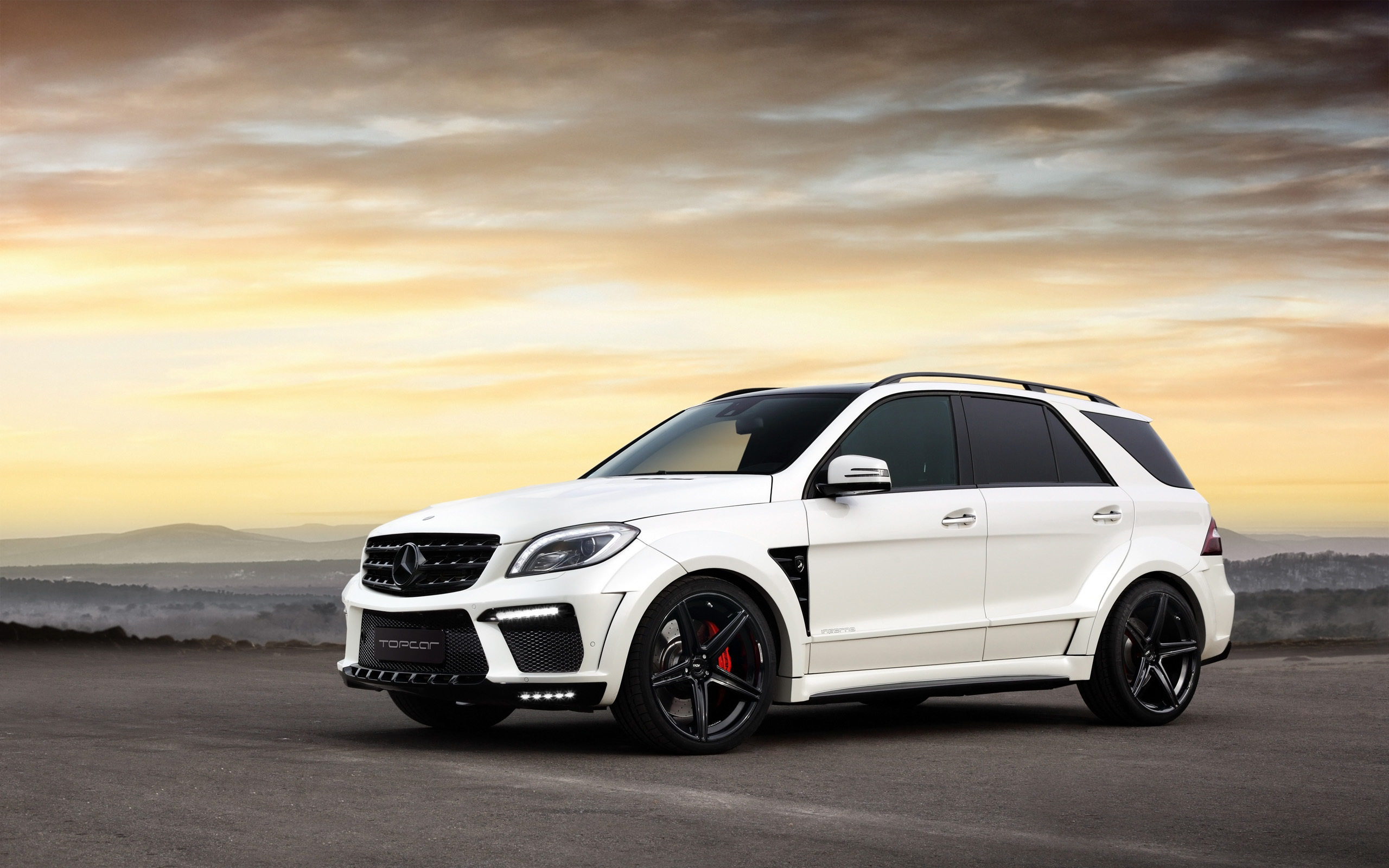 1 mercedes benz ml63 amg hd wallpapers backgrounds. Black Bedroom Furniture Sets. Home Design Ideas