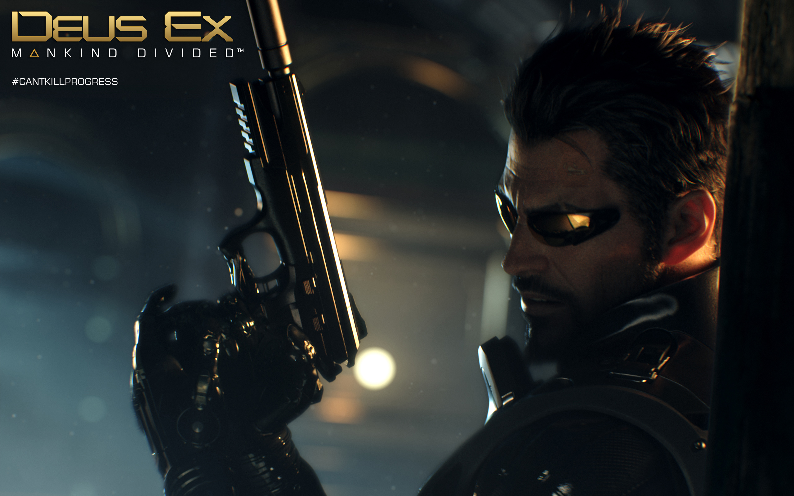 Deus Ex: Mankind Divided Full HD Wallpaper and Background ...