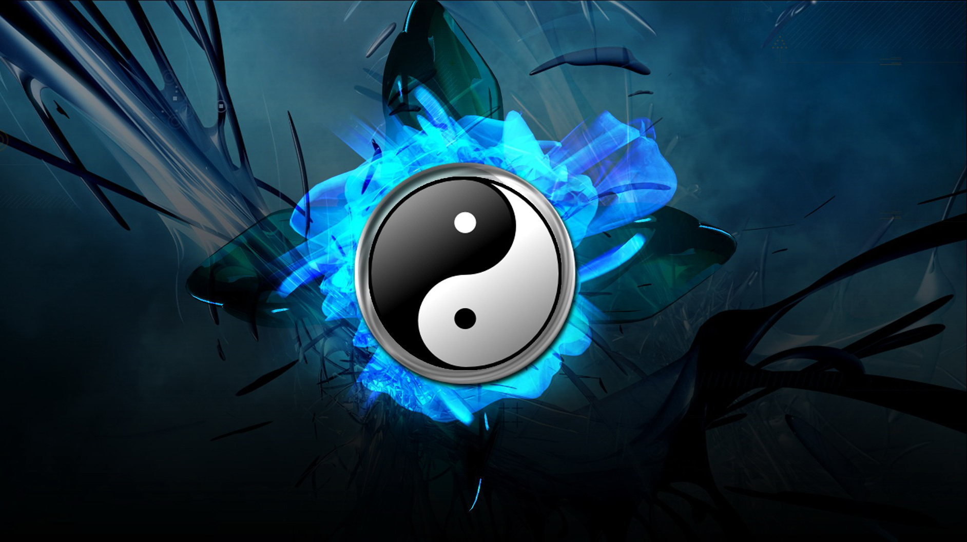 yin and yang wallpaper iphone