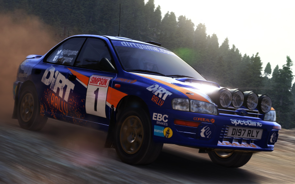 Video Game DiRT Rally Dirt HD Wallpaper | Background Image