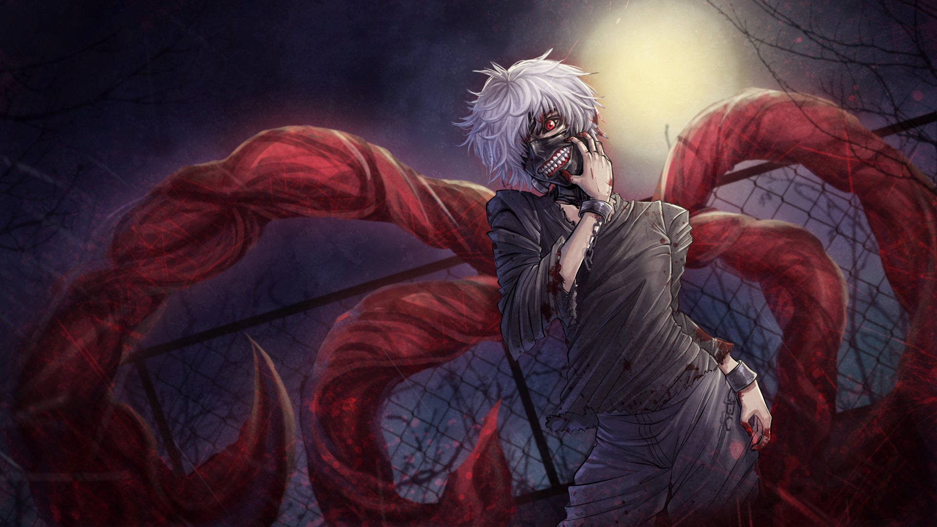 Tokyo ghoul hd wallpaper background image 2880x1620 id 596840 wallpaper abyss - 2880x1620 wallpaper ...