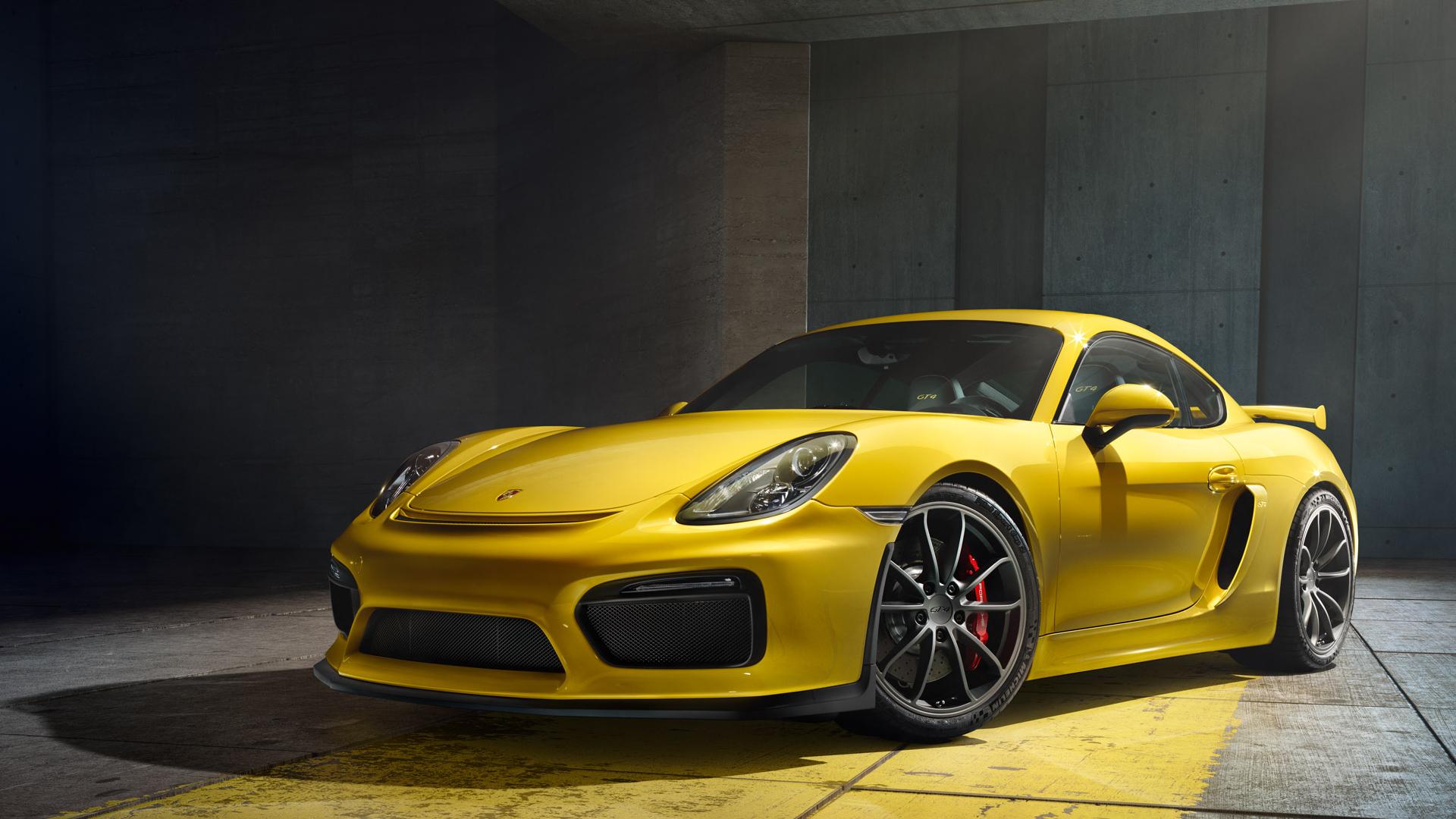 Porsche Cayman GT4 Fond d'écran HD | Arrière-Plan | 1920x1080 | ID:597706 - Wallpaper Abyss