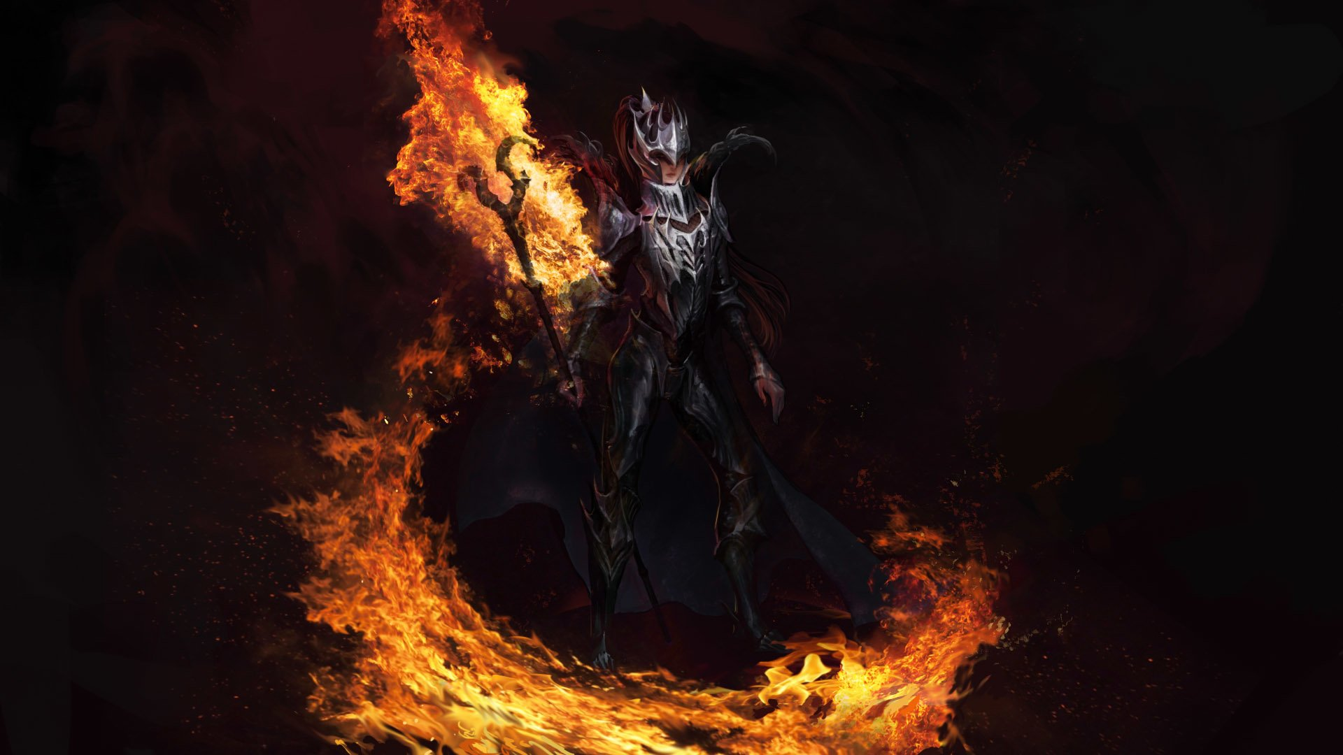 Path Of Exile HD Wallpaper