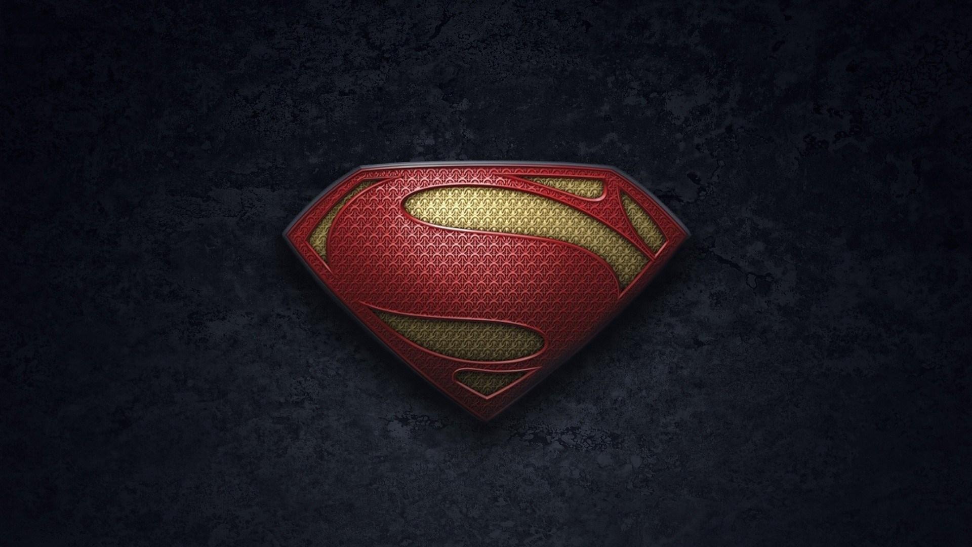 Superman full hd wallpaper and background image 1920x1080 id598191 movie man of steel superman movie superman logo wallpaper voltagebd Gallery