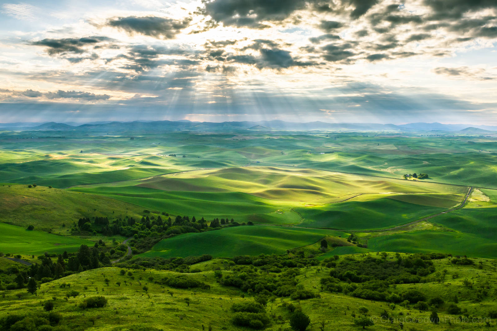 StepToe Butte State Park, Washington Wallpaper and ...