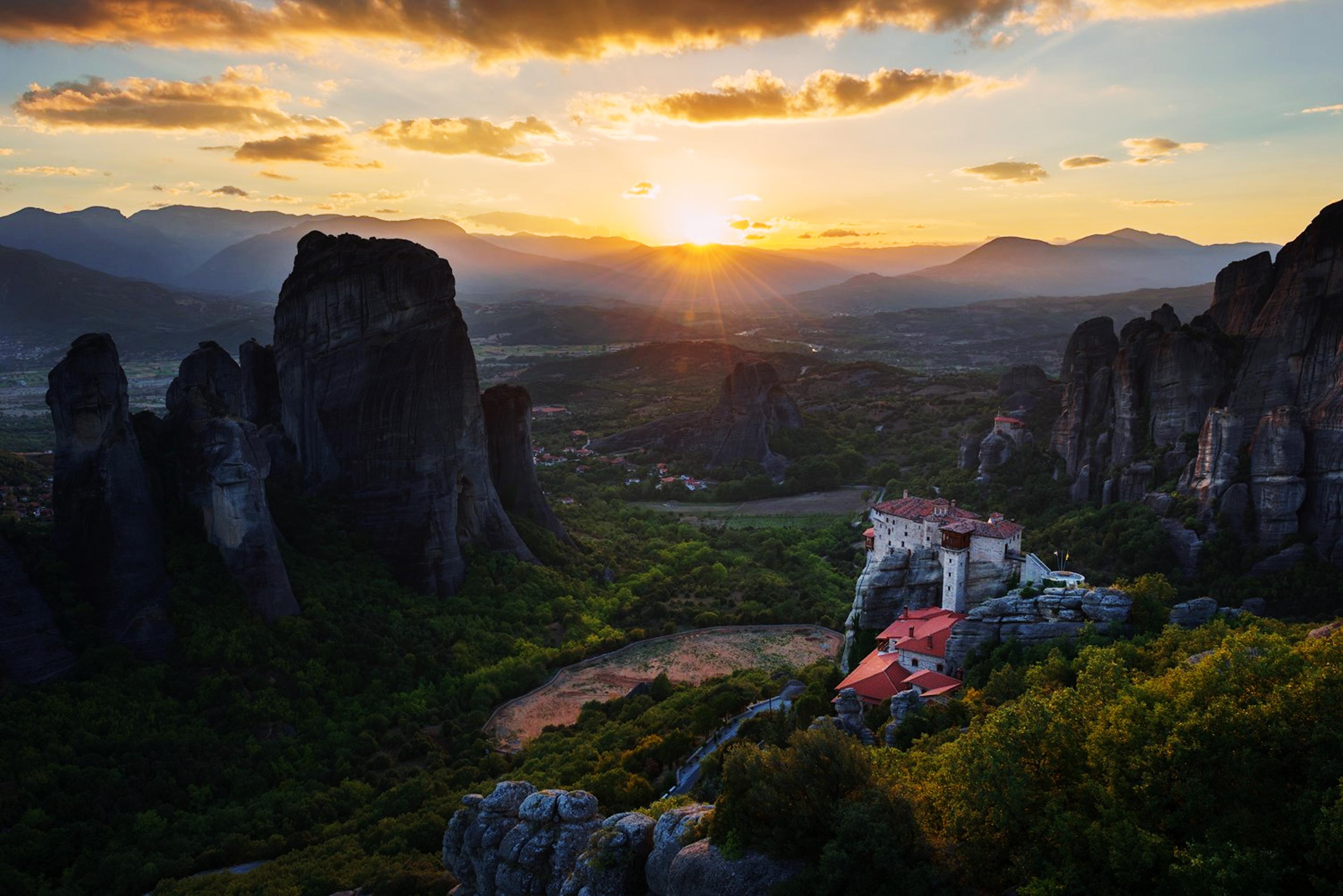 Greece 4k Ultra Fond d'écran HD   Arrière-Plan   3840x2563   ID:598779 - Wallpaper Abyss