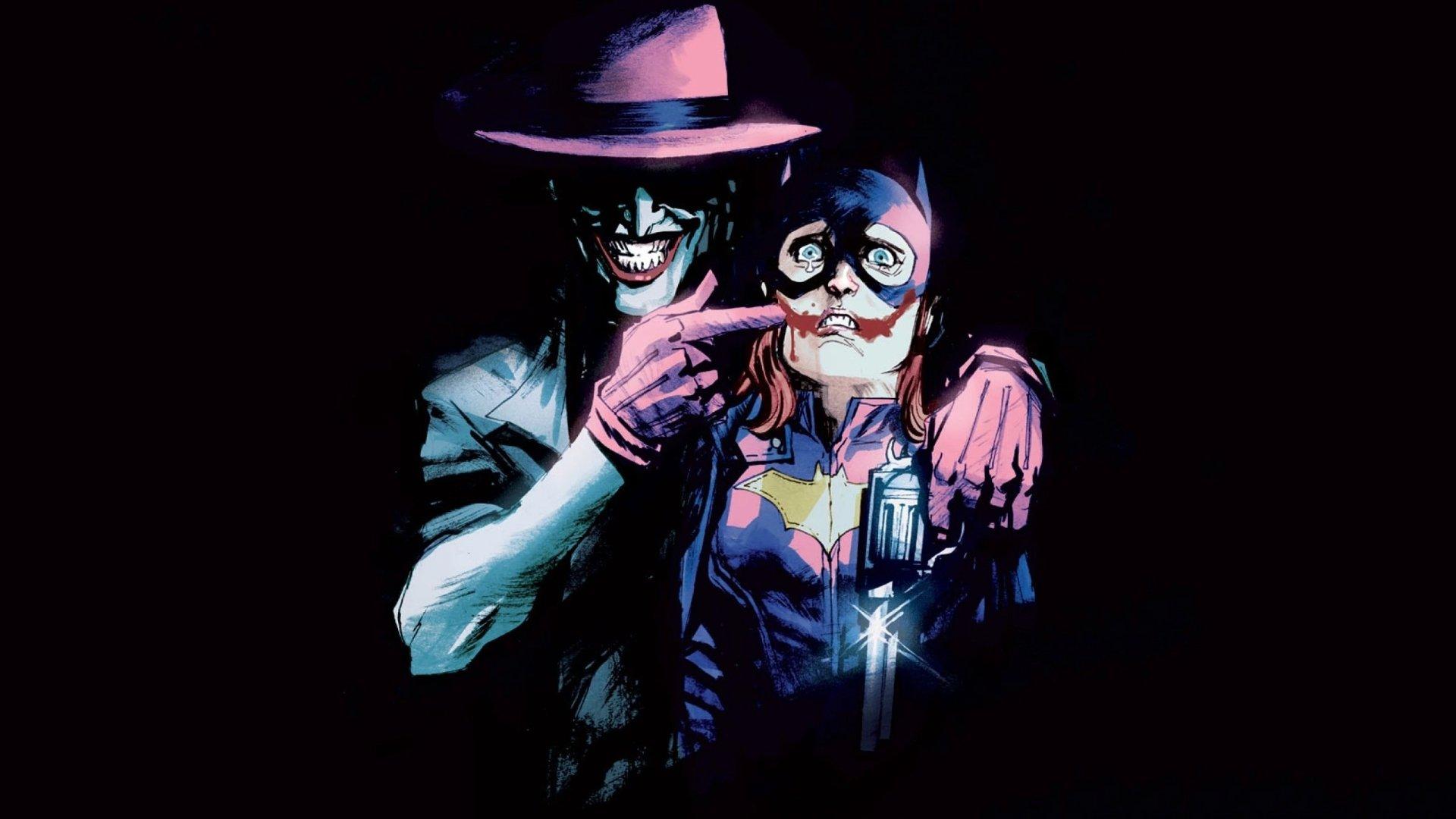 Comics - Batgirl  Joker Wallpaper