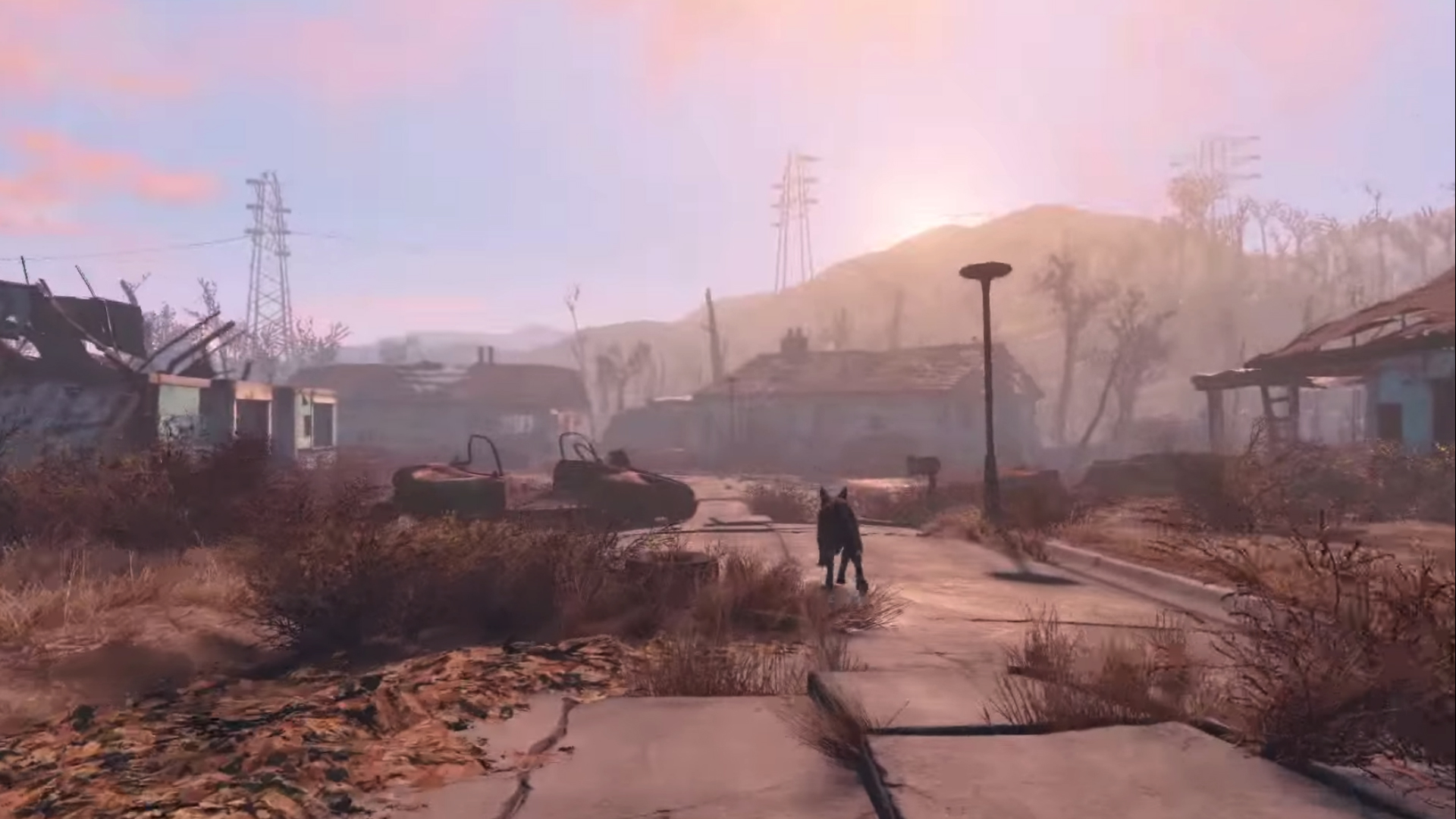 Fallout 4 HD Wallpaper   Background Image   1920x1080   ID ...