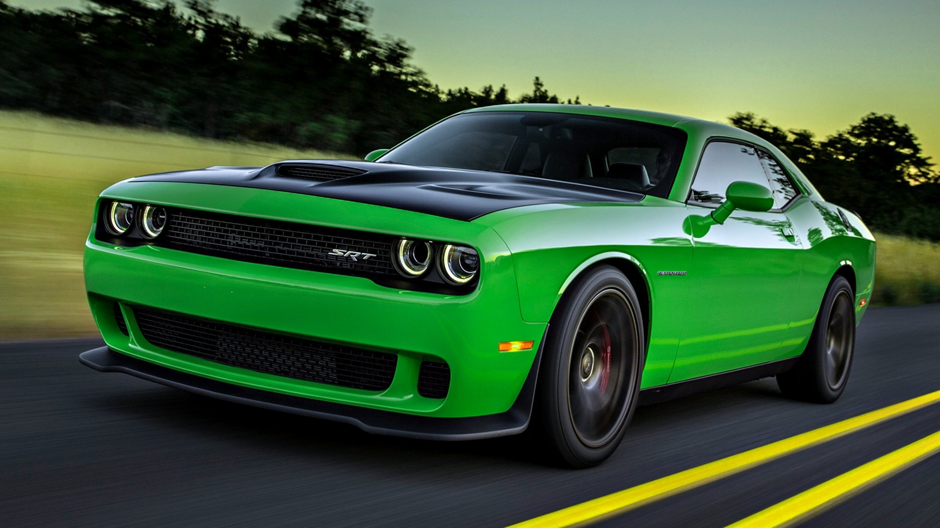 70 Dodge Challenger Srt Hd Wallpapers Background Images Wallpaper Abyss