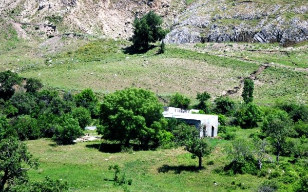 Fotografía Paisaje Souk Ahras Granja Naturaleza Árbol Countyside Algeria Casa Fondo de pantalla HD | Fondo de Escritorio