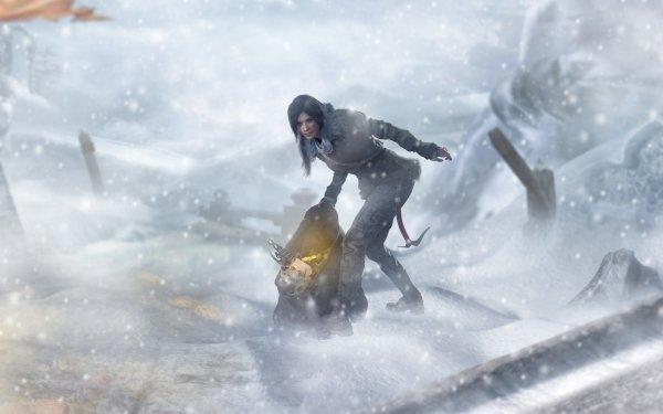 Jeux Vidéo Rise of the Tomb Raider Tomb Raider Lara Croft Fond d'écran HD | Arrière-Plan