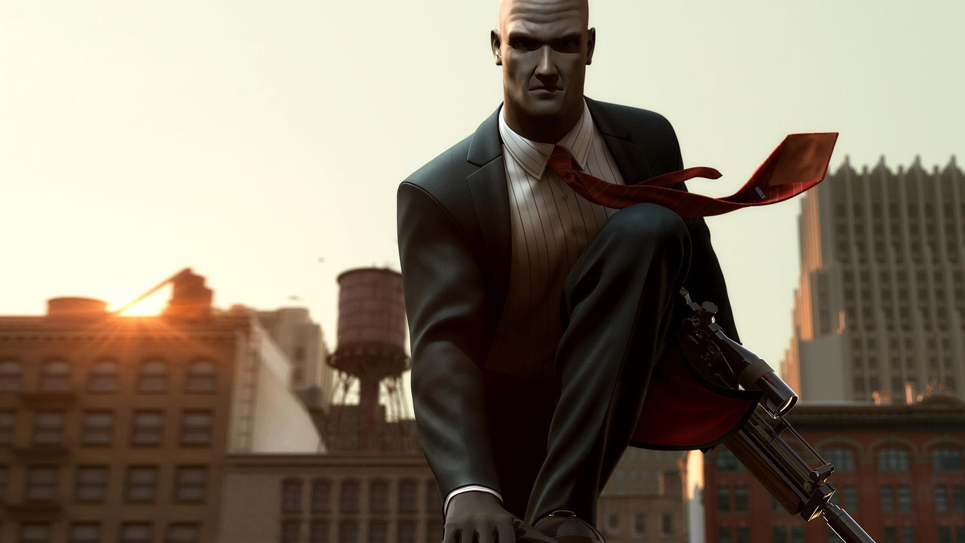 Video Game - Hitman: Codename 47  Wallpaper