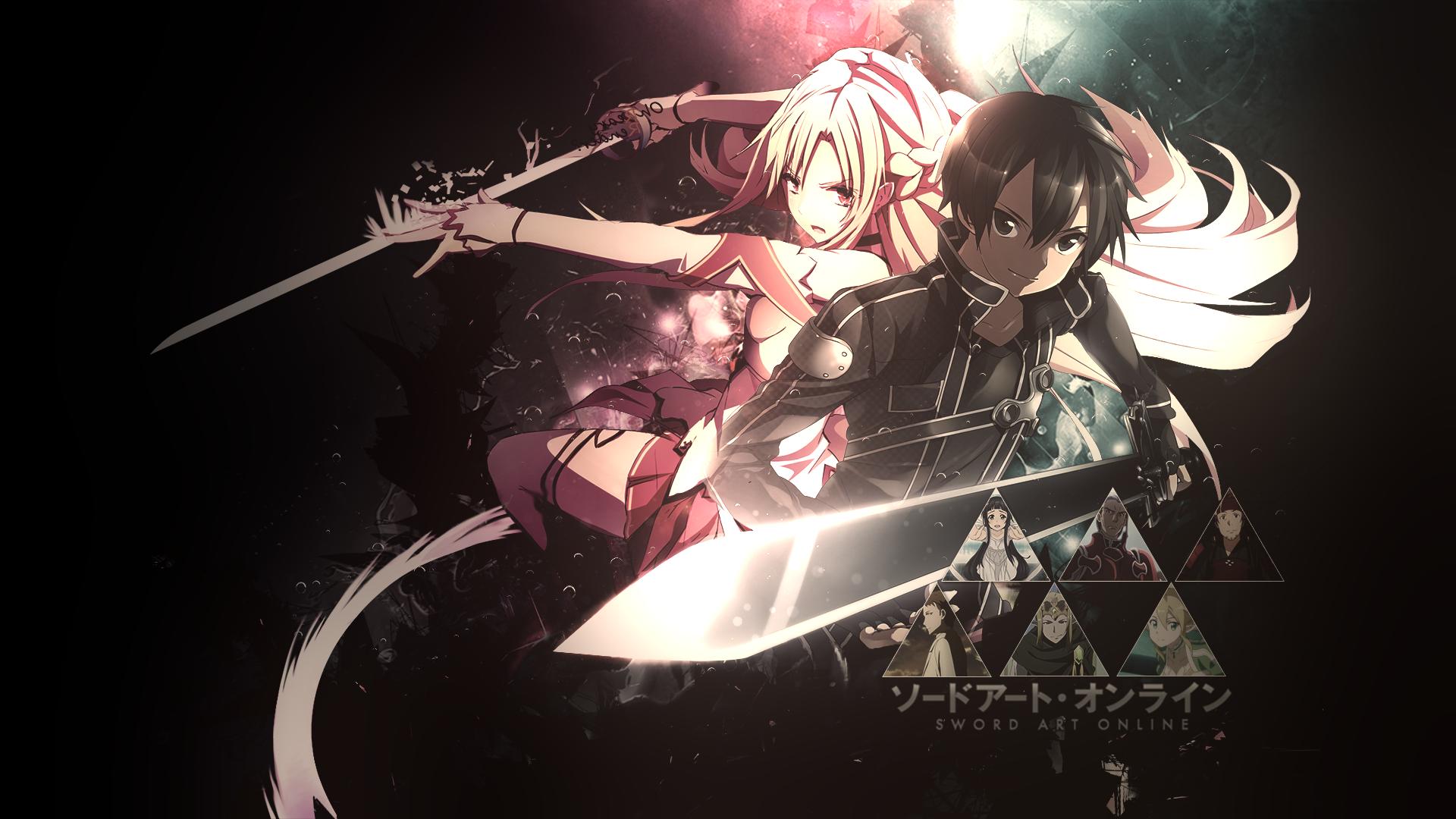 Sword Art Online Fond d'écran HD | Arrière-Plan | 1920x1080 | ID:603257 - Wallpaper Abyss