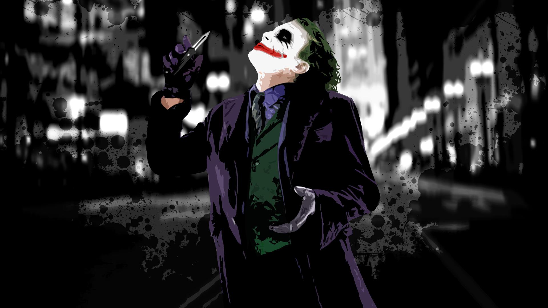 El caballero oscuro fondo de pantalla hd fondo de for Fondo de pantalla joker hd