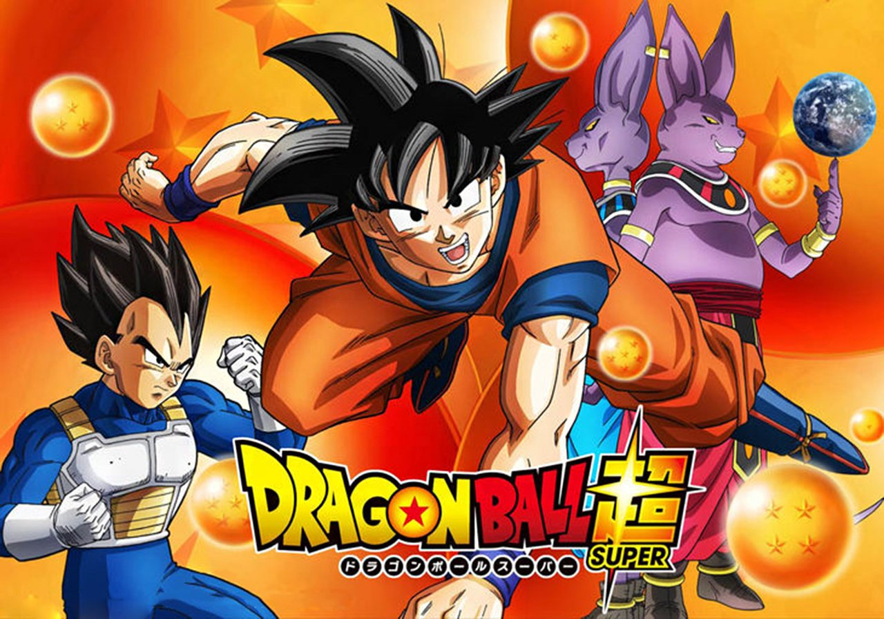 Anime - Dragon Ball Super  Goku Champa (Dragon Ball) Beerus (Dragon Ball) Vegeta (Dragon Ball) Wallpaper