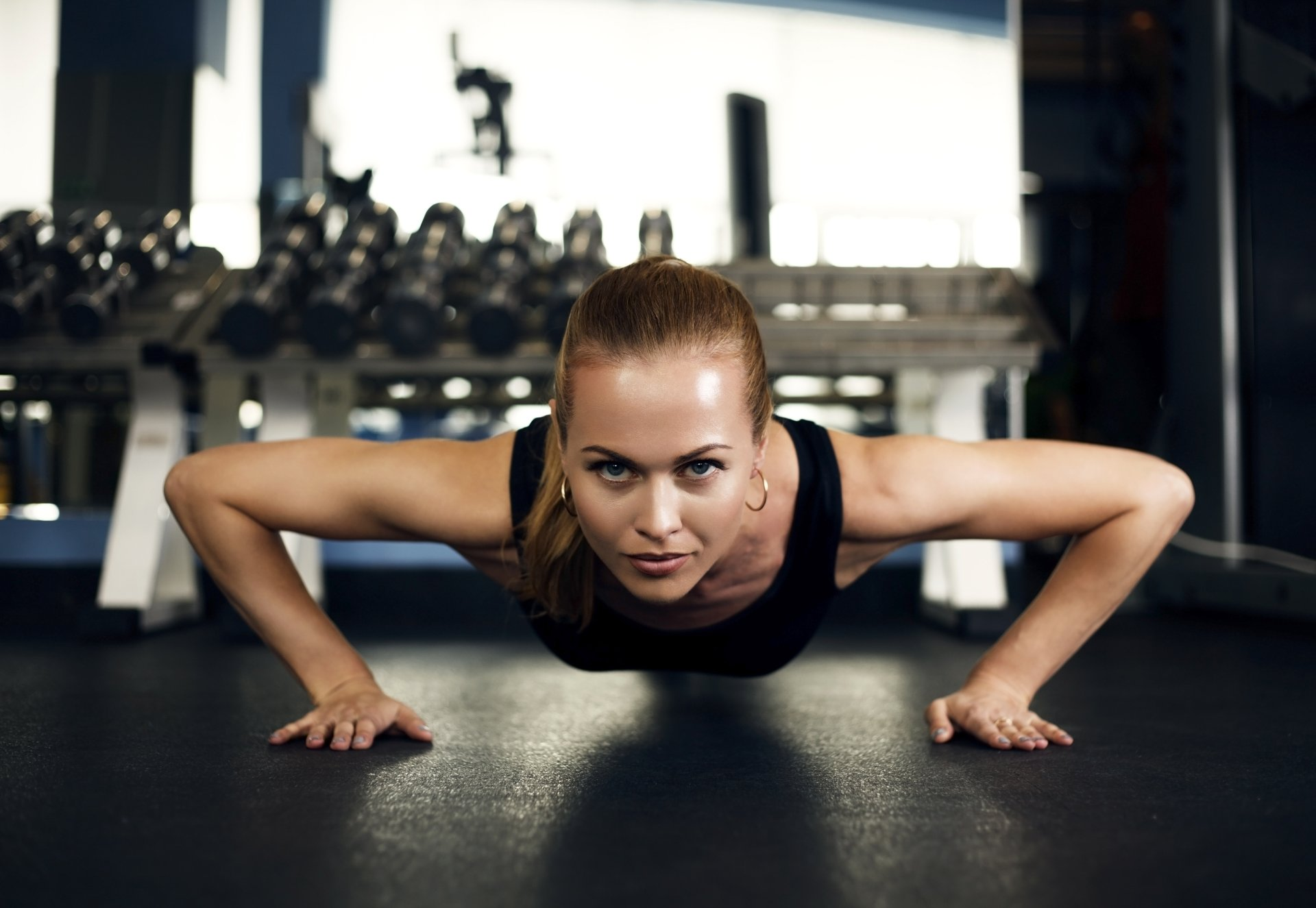 Fitness Girl 5k Retina Ultra HD Wallpaper And Background