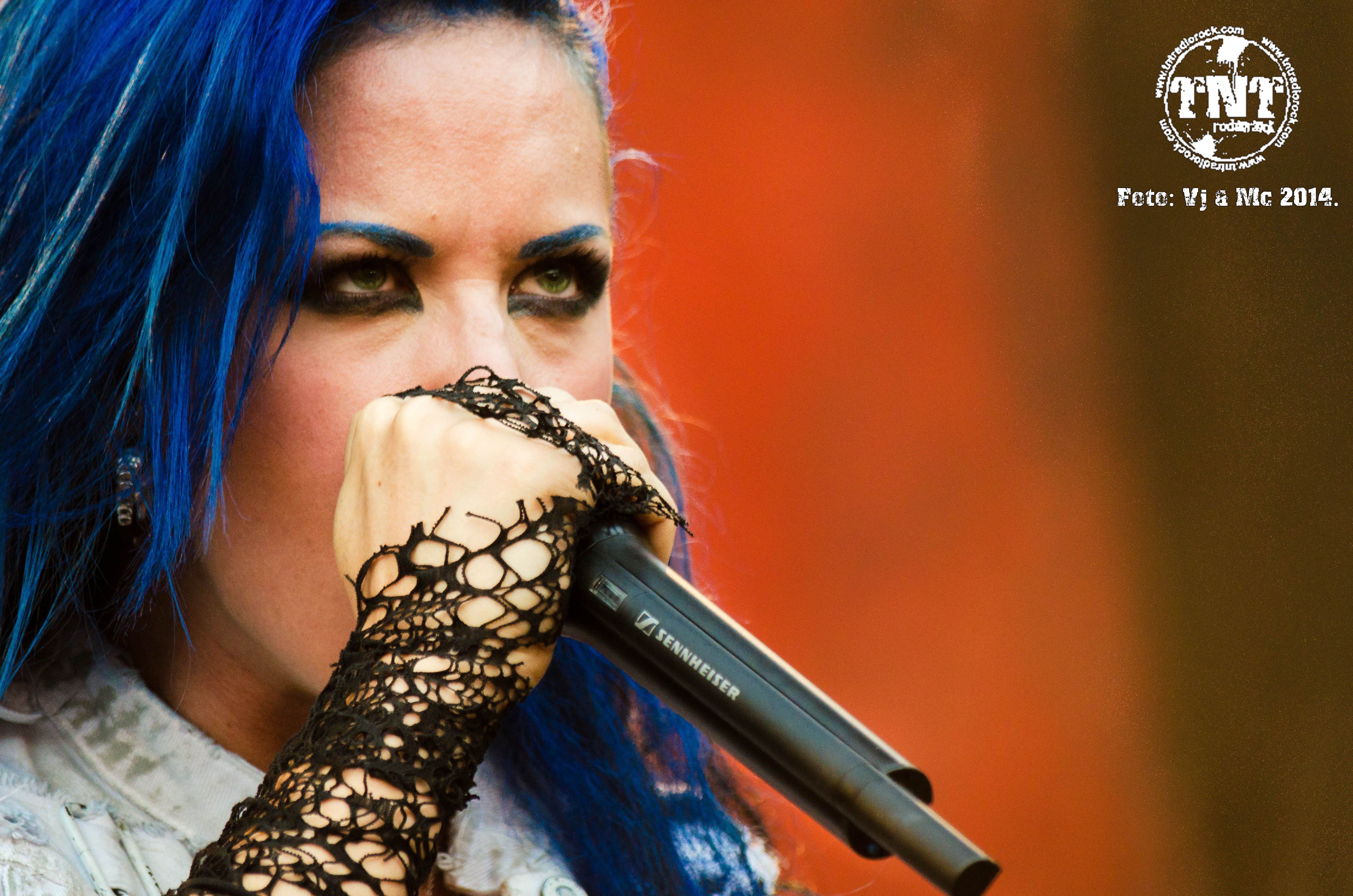 Alissa White Gluz 4k Ultra Hd Wallpaper Background Image