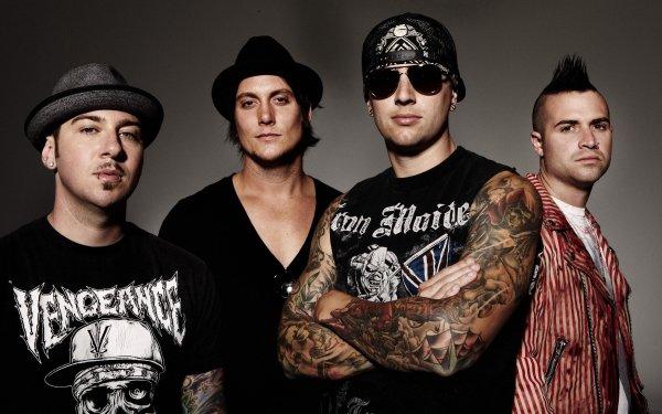 Musik Avenged Sevenfold Band (Music) United States HD Wallpaper | Background Image