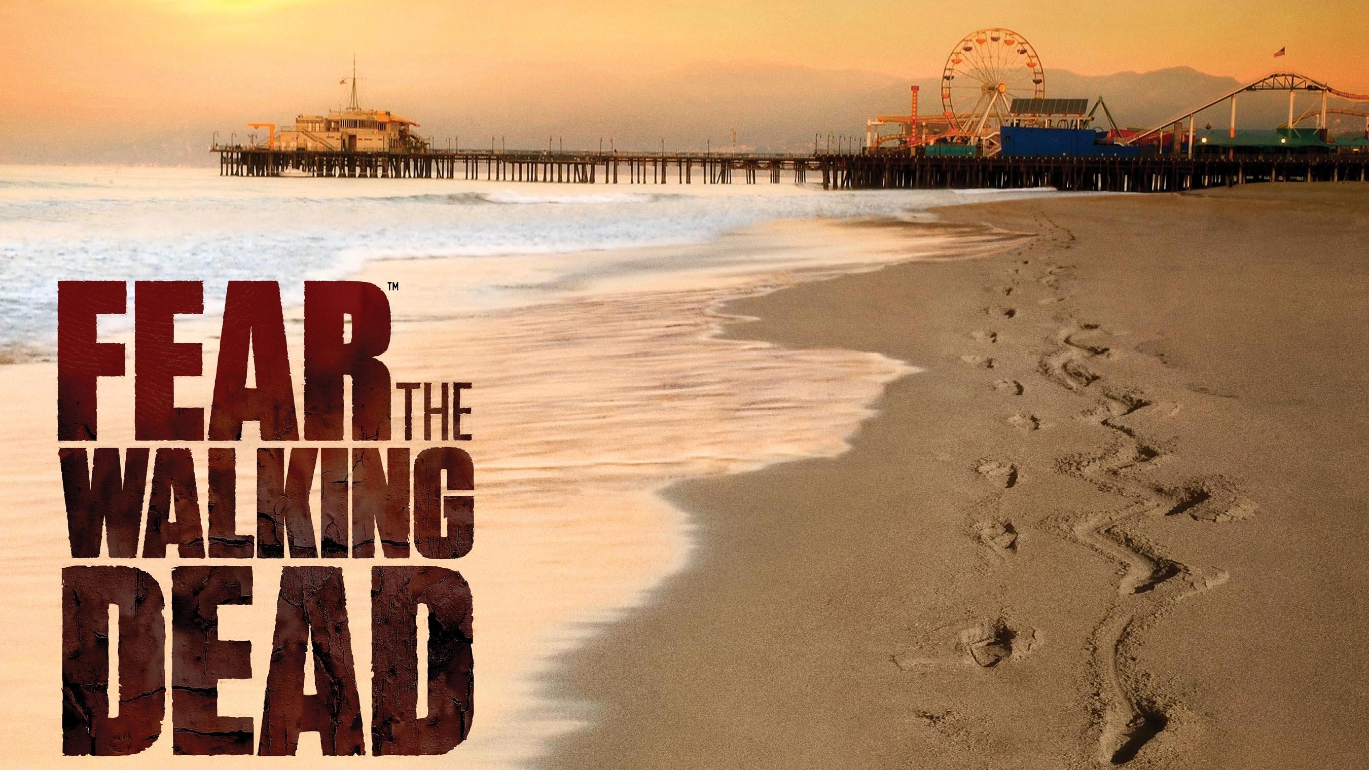 Fear The Walking Dead Fondo De Pantalla Hd Fondo De