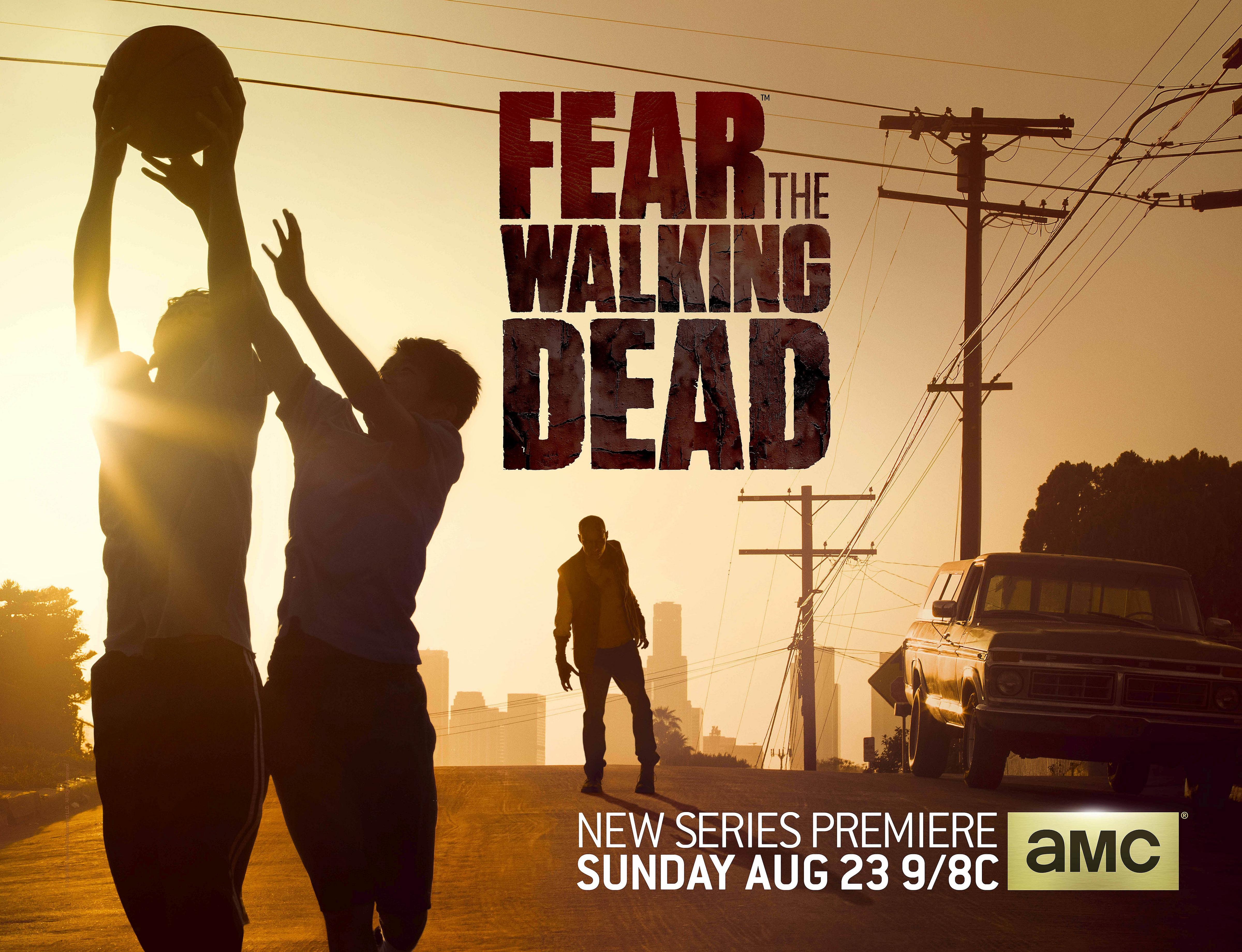 Fear The Walking Dead 4k Ultra Fondo De Pantalla Hd Fondo
