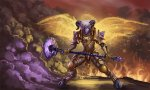 Yrel (World Of Warcraft) HD Wallpapers   Background Images