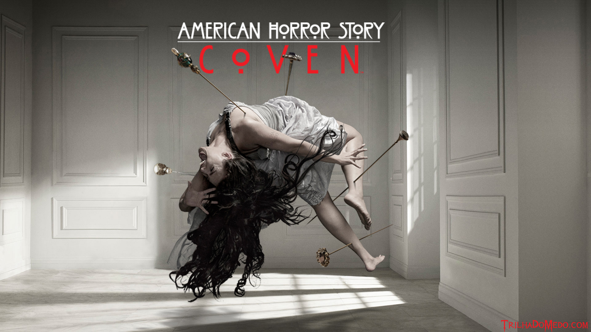 American horror story coven fonds d 39 cran arri res plan 1920x1080 id 612249 - American horror story wallpaper ...