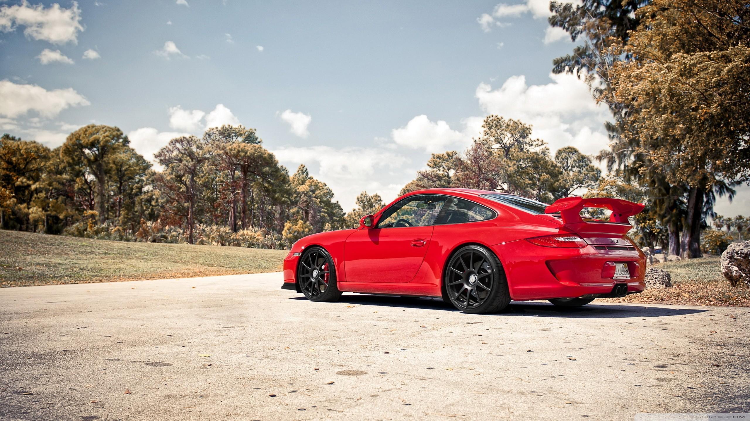 Porsche 911 Gt3 Hd Wallpaper Background Image 2560x1440